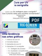Palestra UV Tec Screen
