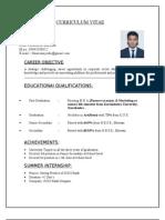 Bhim Resume