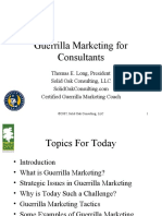 GuerrillaMarketingForConsultants