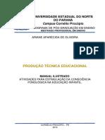ESTRUTURA PRODUÇÃO TÉCNICA EDUCACIONAL PPGEN-UENP ARIANE versão final