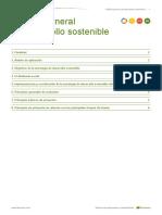 Politica General Desarrollo Sostenible