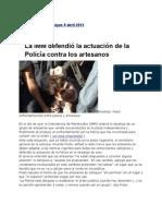 Noticias uruguayas 8 abril 2011