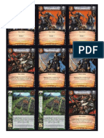 WarCry Booster Pack