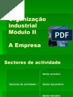Organização industrial modulo2