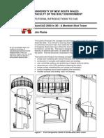 AutoCAD 3D Tutorial