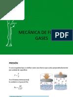 UNIDAD II. FLUIDOS-GASES
