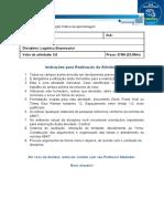 MAPA 5 UNICESUMAR- PADRÃO