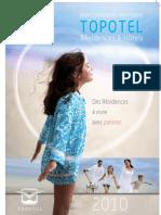 Brochure Topotel 2010