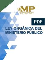 Ley Orgánica Del Ministerio Público (Decreto 40-92-CRG (2)