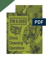 Operações de limpeza etnica