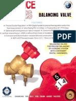 Balancing Valve