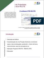 Projecto Tipo RCCTE