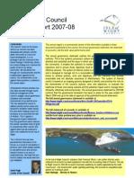 IWC Annual Report 2007-08