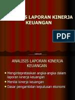 Laporan Keuangan & Pengukuran Kinerja