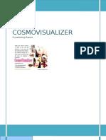 COSMOVISUALIZER final report