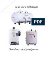 Manual de uso e instalação Geradora[1]