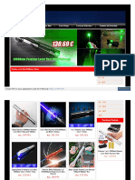 Acheter Meilleur Qualité Pointeur Laser en France sur Pointeurlaserfr.com