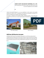 E-catalog of Air Duct Goot Company