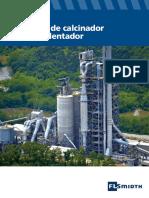 Preheater calciner systems_ES