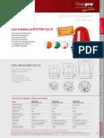 Compro Indicating Light COBL90-SERIES