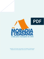 Moradia e Cidadania 2011
