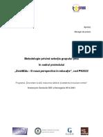 2021.01.20 Zest4Edu Metodologie Selectie GT