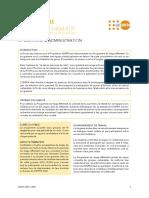 TDR Stage Affirmatif - Operations Et Administration