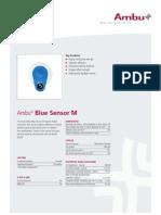 Blue Sensor Elektrode