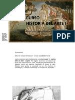 Historia del arte I- jueves