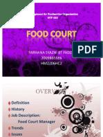 FOOD COURT PRESENT