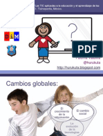 Las TIC y El Paradigma Educativo.