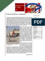 Task Force Sapper Eagle Quarterly Newsletter #1