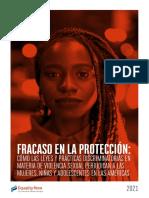 Failure to Protect - Equality Now 2021 - ESP OK