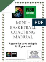 Mini Bball Coaching