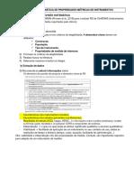 Guideline RS propriedades métricas de instrumentos