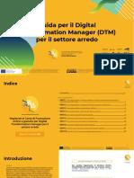DITRAMA - Il Digital Transformation Manager per il settore arredo