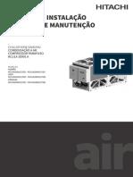 HIOM-STCAR001 Rev03 Jul2021 Manual de Instalação Operação e Manutenção Chiller RCU1A (1)