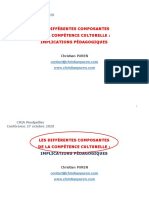 PUREN Composantes Competence Culturelle CRIA34 Montpellier v Sans Notes