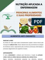 Nutrição_Alimentos Antioxidantes