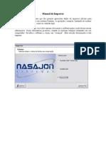manual do Importex