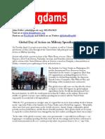 GDAMS Press Release