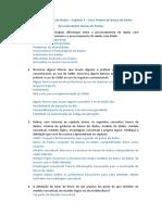 Capítulo 1 – Livro Projeto de Banco de Dados
