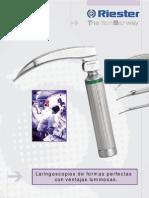 laryngoskopes - Riester