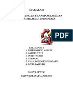 makalah komunikasi dan informasi