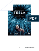 Tesla Inventor de La Era Electrica - W Bernard Carlson
