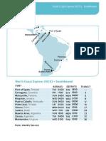 North Coast Express NCX - Southbound