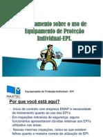 TREINAMENTO USO DE EPI