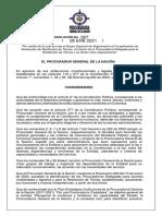 Resolucion 007 6 de enero 2021