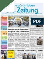 WesterwälderLeben / KW 14 / 08.04.2011 / Die Zeitung als E-Paper