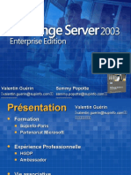 Exchange 2003 - KHALID KATKOUT